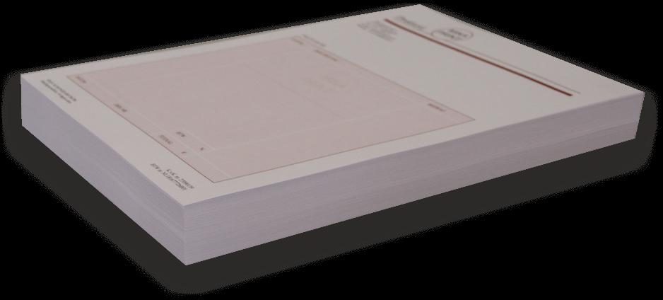Briefpapier Zoetermeer